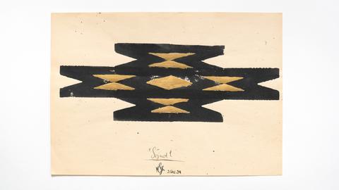 "Michael Riedel, ""Signet"", 1994"