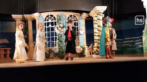 """Marionettentheater Schartenhof in Biedenkopf spielt Mozarts """"Cosi Fan Tutte"""""""
