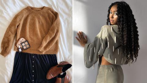 Nachhaltige Modekollektion