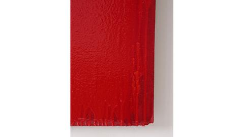 """""""Liquid Light"""", Joseph Marioni - Red Painting, 2006"""