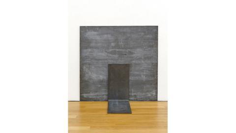 Richard Serra, Right Angle Prop, 1969/93