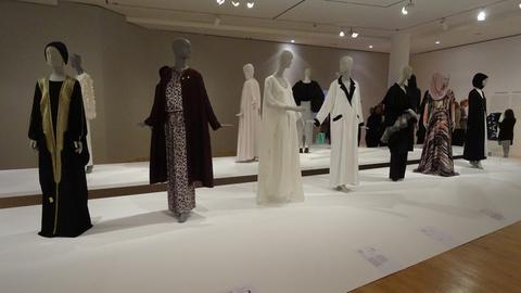 Contemporary Muslim Fashion - Ausstellung im Museum für Angewandte Kunst