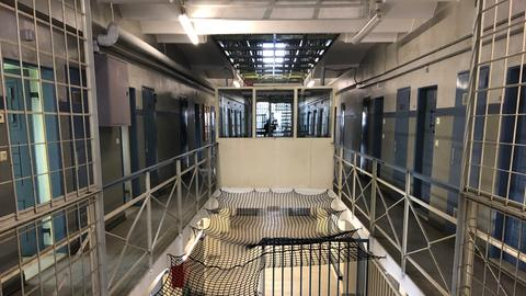 Gefängnis von innen JVA Preungesheim
