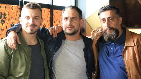 Edin Hasanovic, Moritz Bleibtreu, Kida Khodr Ramadan