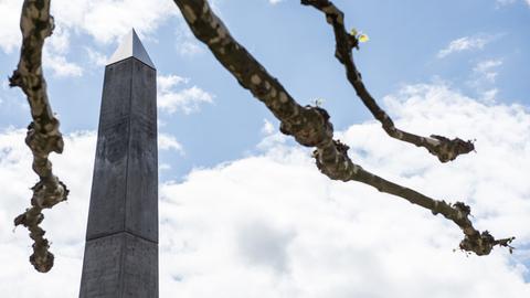 Der Obelisk in Kassel