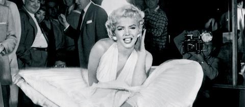 Marilyn Monroe, New York City 1954