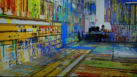 Performance B3 Biennale