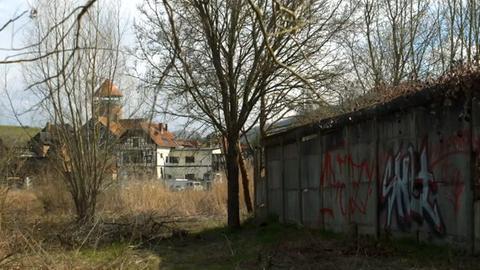Philippsthal, Grenzort an der ehemaligen deutsch-deutschen Grenze