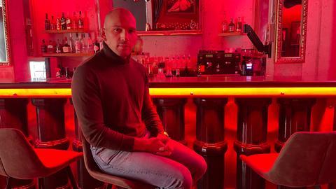 Nachtclub Pik Dame in Frankfurt