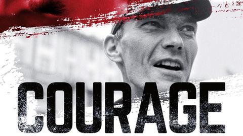 Filmplakat Courage