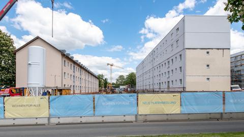 Platensiedlung Frankfurt-Ginnheim
