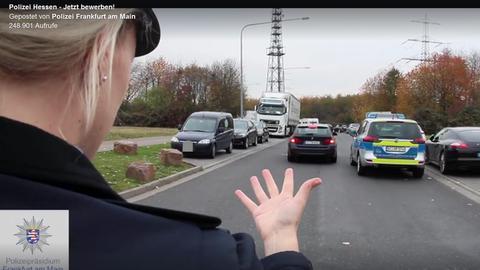 Polizei Macht