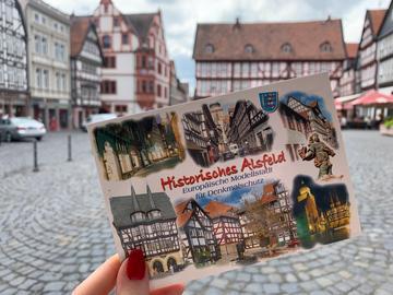 Postkarten aus Hessen