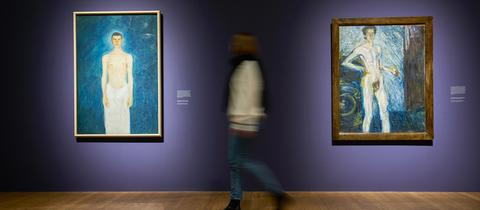 Richard Gerstl, Ausstellung Schirn
