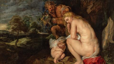 Venus Frigida, Peter Paul Rubens 1614