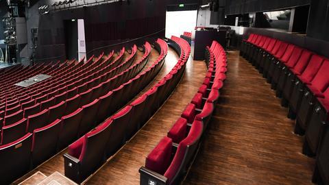 Zuschauerraum Schauspiel Frankfurt