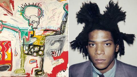 Basquiat offiziell