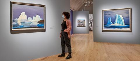 Ausstellung in der Schirn: Magnetic North. Mythos Kanada in der Malerei