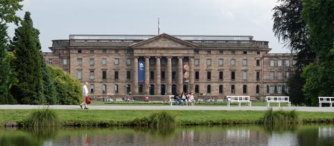 Schloss Wilhelmshöhe, Kassel