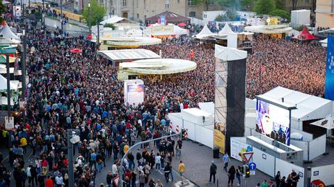 Schlossgrabenfest in Darmstadt