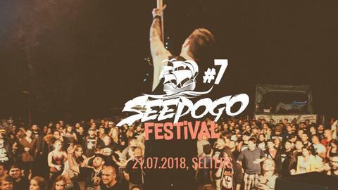 Screenshot der Seepogo-Festival-Seite