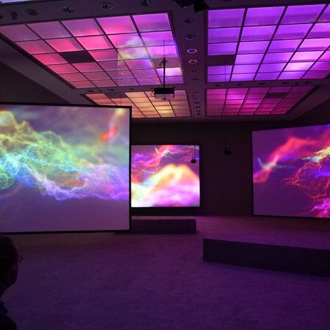 Musikvideos von Jeremy Shaw im Frankfurter Kunstverein
