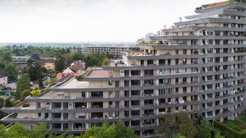 Siedlung am Sonnenring Frankfurt