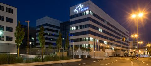 Fraport Firmenzentrale