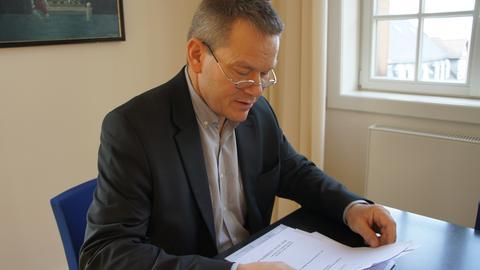 Thomas Spies, Oberbürgermeister Marburg
