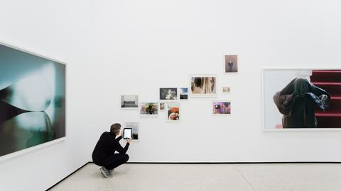 Städel Museum Blogger