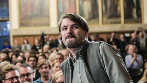 Buchpreis-Gewinner Saša Stanišić