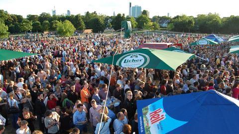 Stoffel Freiluftfestival Frankfurt