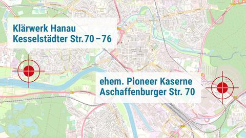 Tatort: Angriff auf Wache 08 - Karten