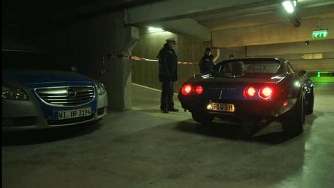 Nach dem Showdown im Parkhaus: Gedreht wurde in Offenbach