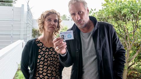 Kommissare Anna Janneke und Paul Brix