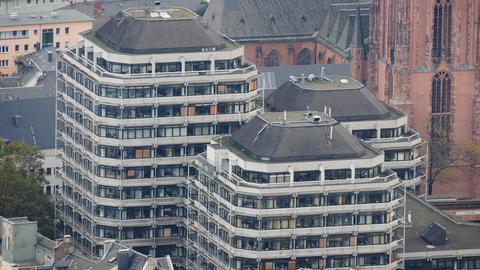Ehemaliges Technisches Rathaus Frankfurt