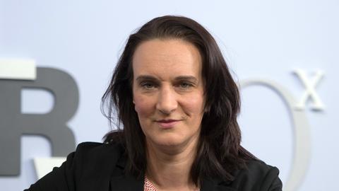 Die Schriftstellerin Terézia Mora (Archivbild 2016)