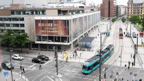 Städtische Bühnen Frankfurt