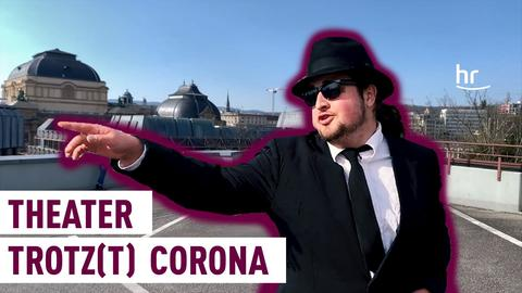 Theater trotzt Corona - Bluesbrother