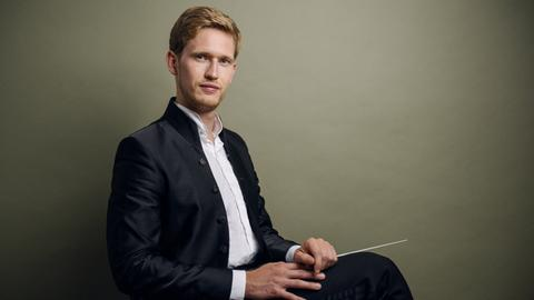 Dirigent Thomas Guggeis