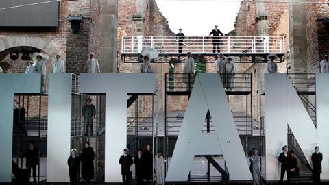 Titanic-Musical Bad Hersfeld