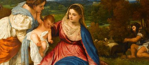 Tizian Ausstellung