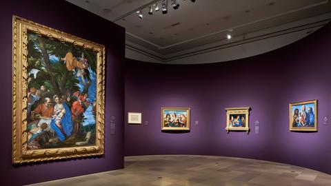 Tizian-Ausstellung im Städel Museum