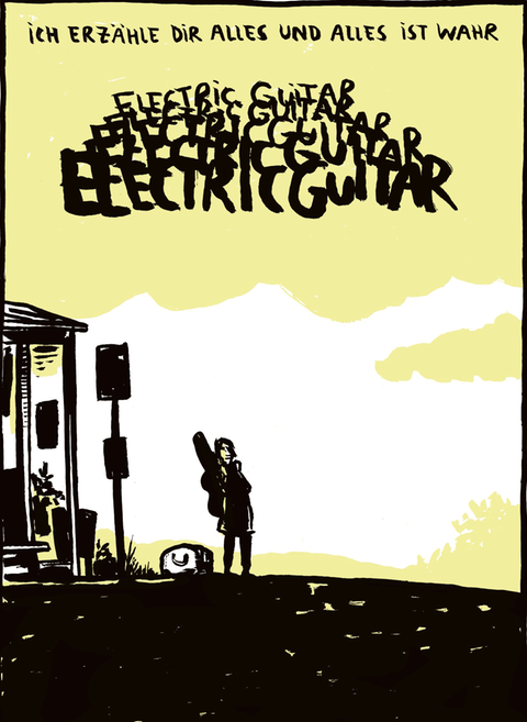 Tocotronic-Comic von Christopher Tauber