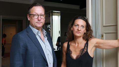 Catrin Striebeck, Matthias Brandt