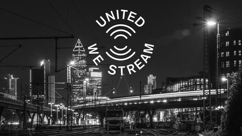 Logo United We Strem Frankfurt