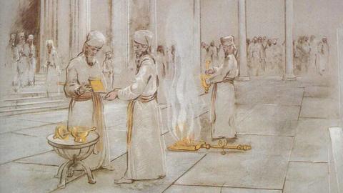 Tempelanlage von Gregory Vachlis