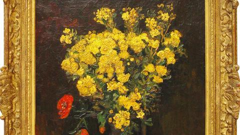 Mohnblumen, gestohlenes van Gogh Bild