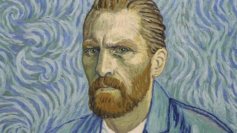 "Ausschnitt aus dem Kinofilm ""Loving Vincent"""