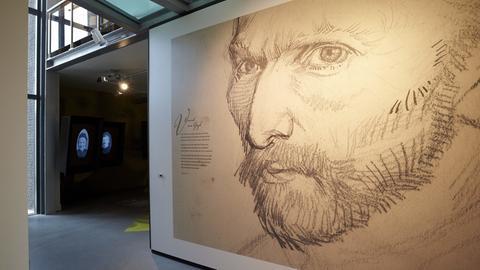 Vincent van Gogh-Zentrum in Nuenen, Niederlande